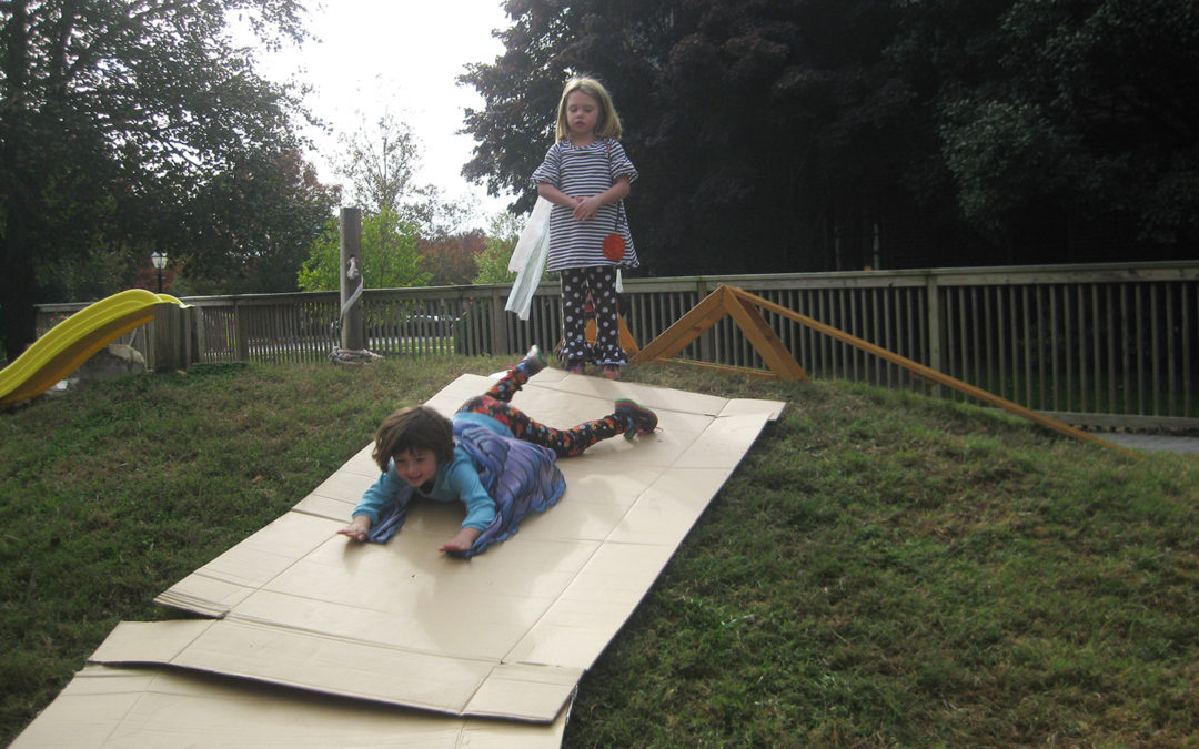 The Problem As Provocation In The Outdoor Classroom