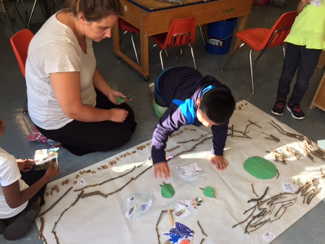 Reggio-Inspired Beginnings In A Title One Traditional Public School