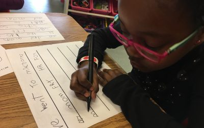 Kindergarten, Writers Workshop, And Lesson Learned