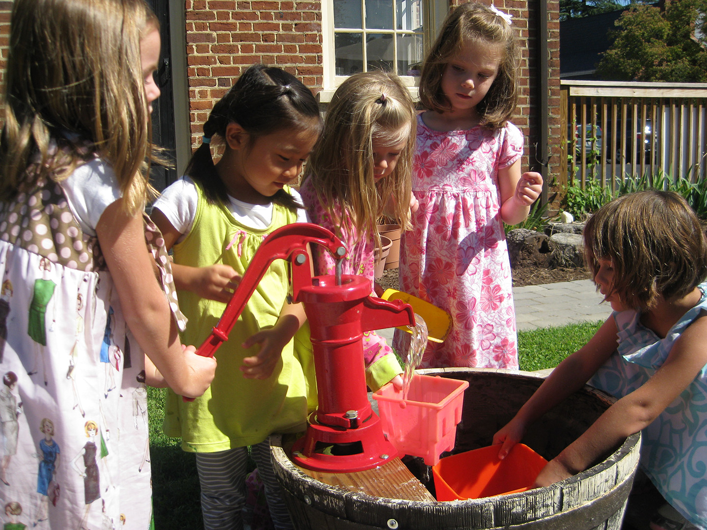 Creating The Outdoor Classroom